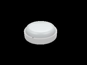 Св-к светодиодный Gauss IP65 D160*53 12W 940lm 4000K ЖКХ круглый c сенсором 1/40
