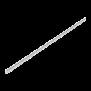 Светильник GAUSS LED TL линейный матовый 15W 4100K 1172х25х33,1320лм, 1/25