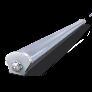 Св-к светодиодный Gauss IP65 1500*45*37мм 45Вт 3400lm 4000К линейн. мат. с возм. соед. в линию 1/30