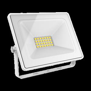 Прожектор светодиодный Gauss LED 30W 2100lm IP65 6500К белый 1/30