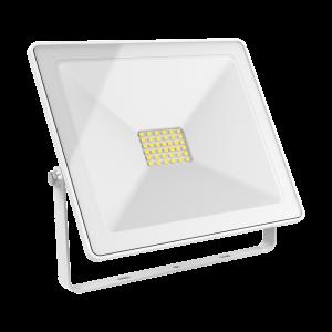 Прожектор светодиодный Gauss LED 50W 3500lm IP65 6500К белый 1/20