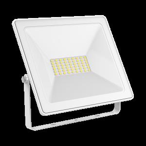 Прожектор светодиодный Gauss LED 70W 4900lm IP65 6500К белый 1/20