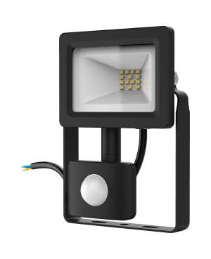 Прожектор светодиодный Gauss Elementary LED 10W 700lm IP65 6500К с датчиком движения 1/40