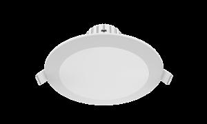 Светильник Gauss Кругл. Белый, 11W,120х120х63, ?100мм, 880 Lm LED 2700K 1/20