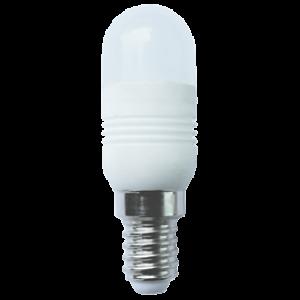 Ecola T25 LED Micro 3,3W 220V E14 4000K 270° матовая (керамика) 72x23