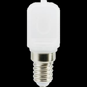 Ecola T25 LED Micro 4,5W E14 2700K капсульная 340° матовая (для холодил., шв. машинки и т.д.) 60x22 mm