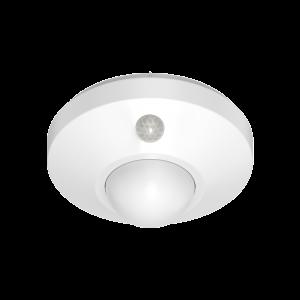 Многофункциональный автономный сенсорный светильник 2W, 86х47,120лм (круг, белый) 1/6/36