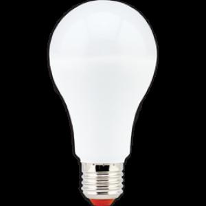 Ecola classic   LED Premium 15,0W A65 220-240V E27 2700K (композит) 122x65