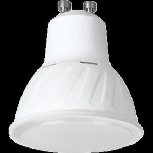 Ecola Reflector GU10  LED Premium 10,0W  220V 4200K (композит) 57x50