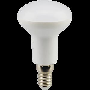 Ecola Reflector R50   LED  7,0W  220V E14 4200K (композит) 85x50