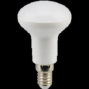 Ecola Reflector R50   LED  5,4W  220V E14 2800K (композит) 85x50