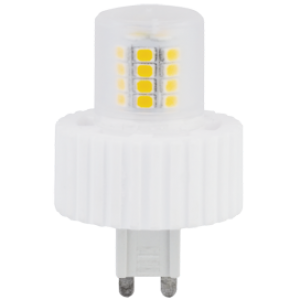 Ecola G9  LED Premium  7,5W Corn Mini 220V 4200K 300° (керамика) 61x40