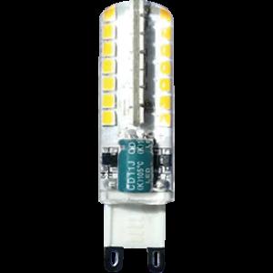 Ecola G9  LED Premium  5,0W Corn Micro 220V 2800K 320° 58x16