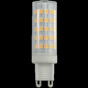 Ecola G9  LED  8,0W Corn Micro 220V 4200K 360° 65x19