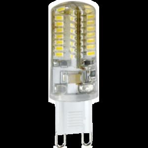 Ecola G9  LED  3,0W Corn Micro 220V 2800K 320° 50x16