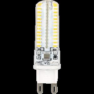 Ecola G9  LED  5,0W Corn Micro 220V 2800K 320° 62x16