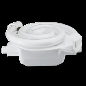 Ecola Projector Lamp 12W F78 220V R7s 4100K (Flat Spiral) 78x57x34