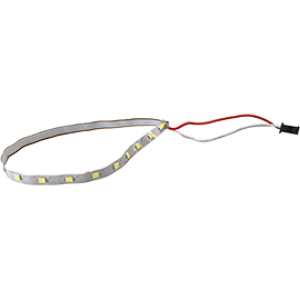 Ecola GX53 H4 LD Strip запасная LED лента подсветки светильника GX53 H4 LDxxxx 24V, 5.0W, 6000K