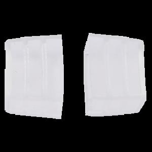 Ecola LED strip 220V connector end cap заглушка для IP68 14x7 ленты уп. 10шт