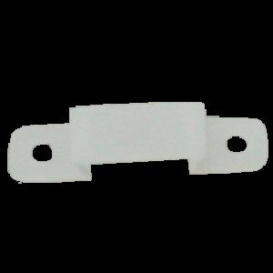 Ecola LED strip holder скоба крепежная для светодиодной ленты 12/24V уп. 10 шт.