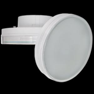 Ecola GX70   LED 10.0W Tablet 220V 2800K матовое стекло 111х42