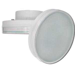 Ecola GX70   LED 13,0W Tablet 220V 2800K матовое стекло 111x42