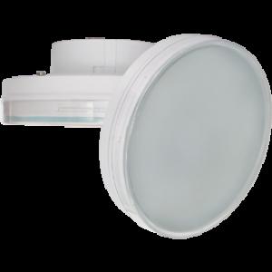 Ecola GX70   LED Premium 13,0W Tablet 220V 4200K матовое стекло 111x42