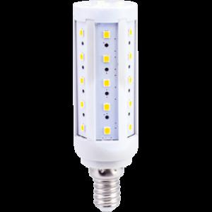 Ecola Corn LED Premium  9,5W 220V E14 4000K кукуруза 104x30