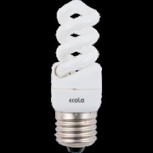 Ecola Spiral 11W Micro Full Plus 220V E27 4100K 98x32